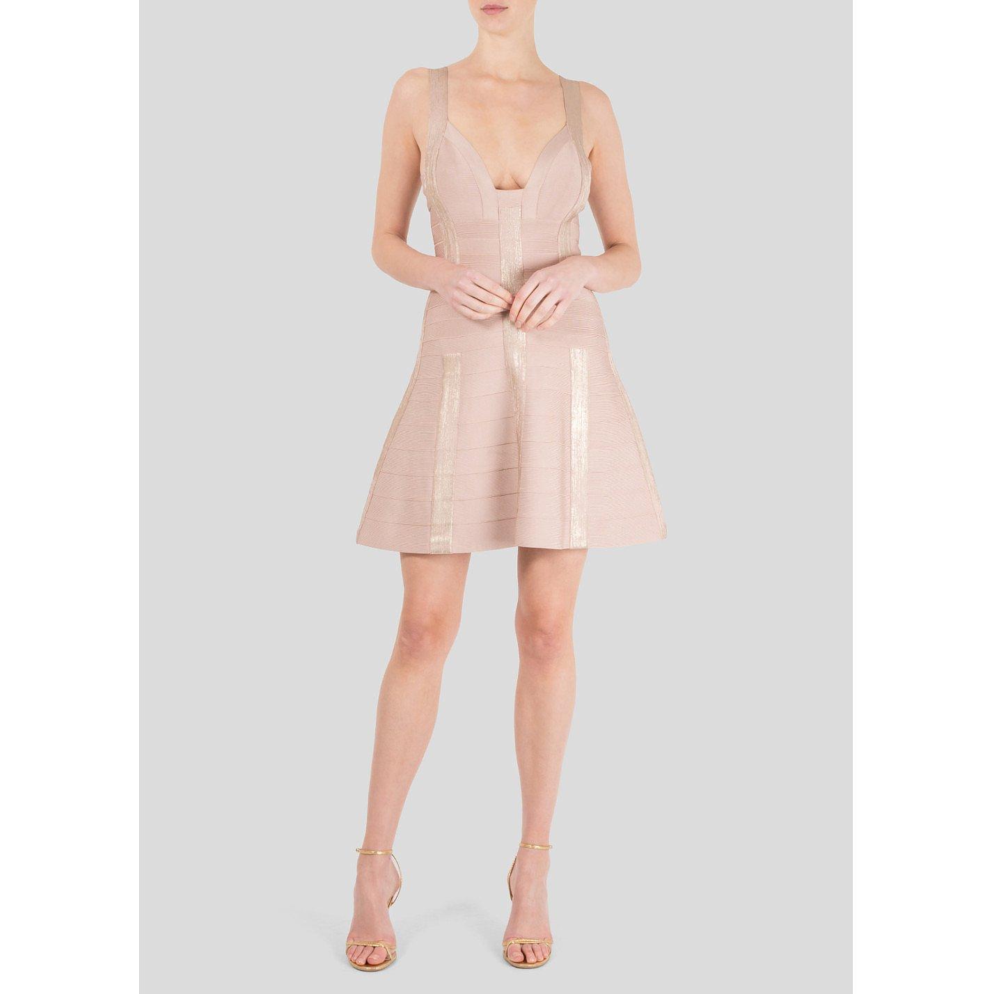 Herve Leger Shayla Bandage Dress
