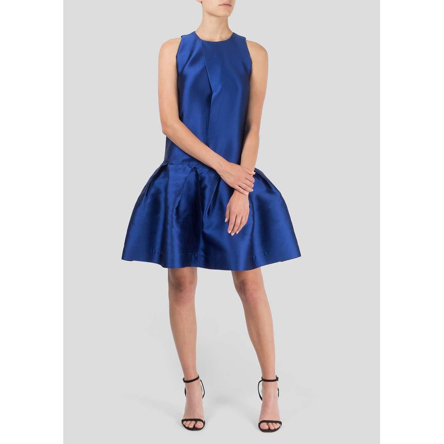 Paper London Sleeveless Drop Waist Dress