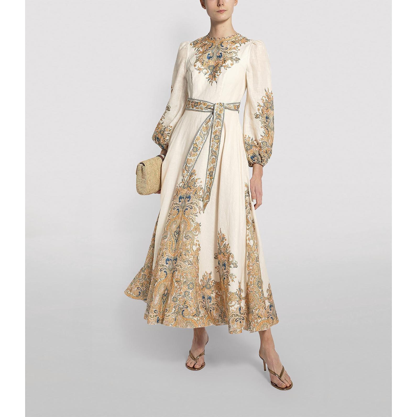 ZIMMERMANN Freja Long Dress