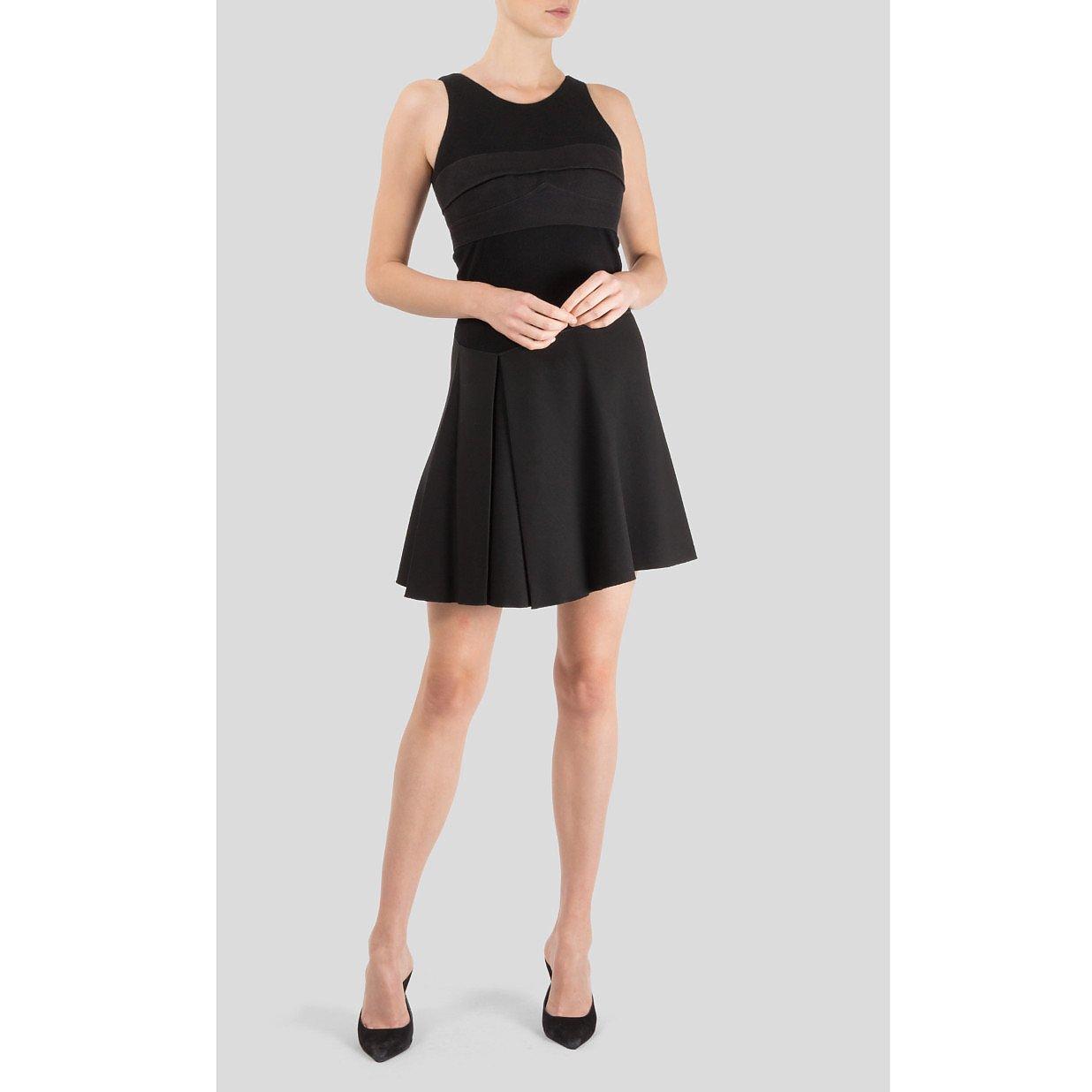 Victoria Beckham Sleeveless Mini Dress