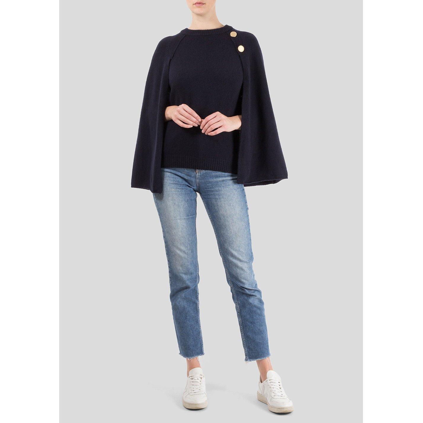 Vanessa Bruno Poncho Style Sweater