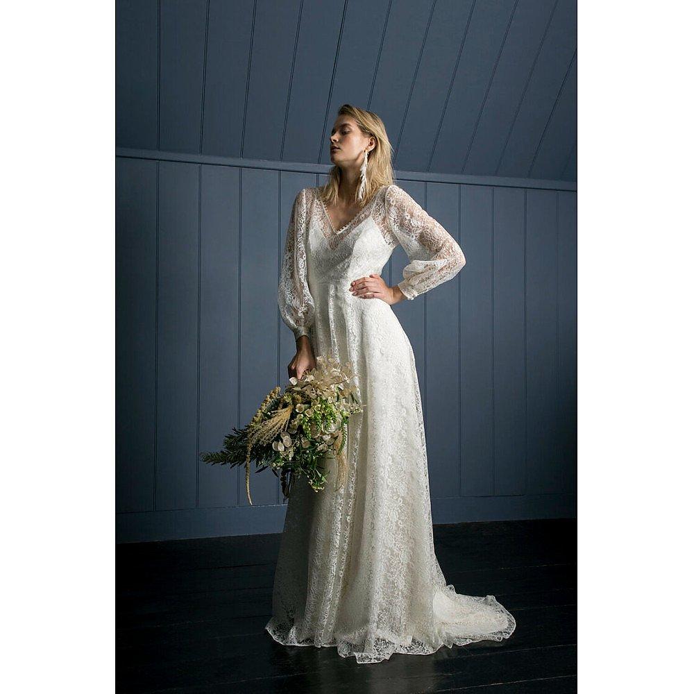 Halfpenny London Apple Lace Dress