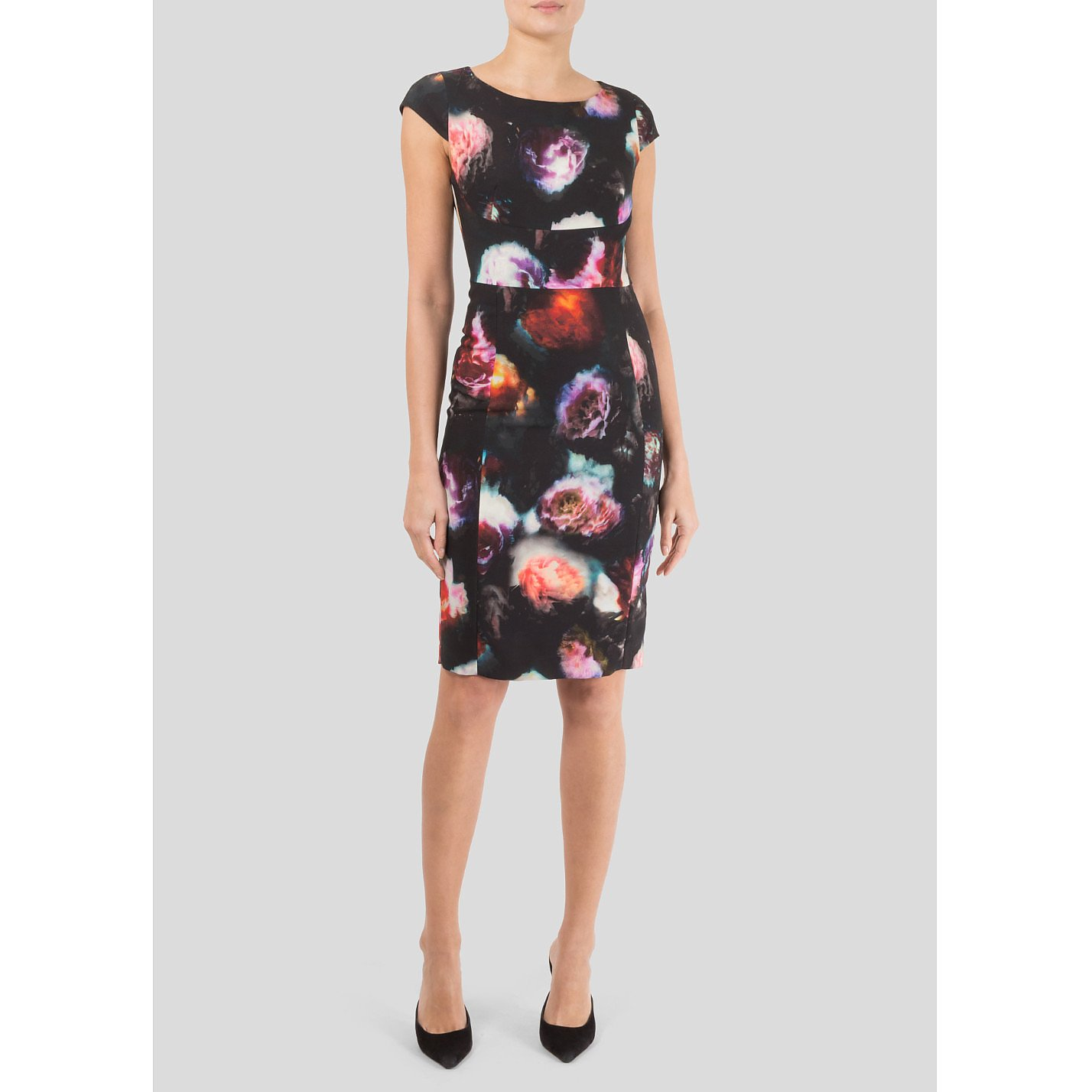 Paul Smith Colour Burst Printed Dress