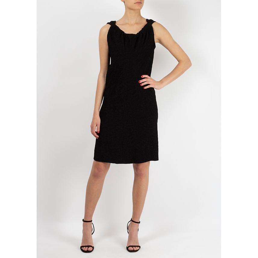 Balenciaga Sleeveless Shift Dress