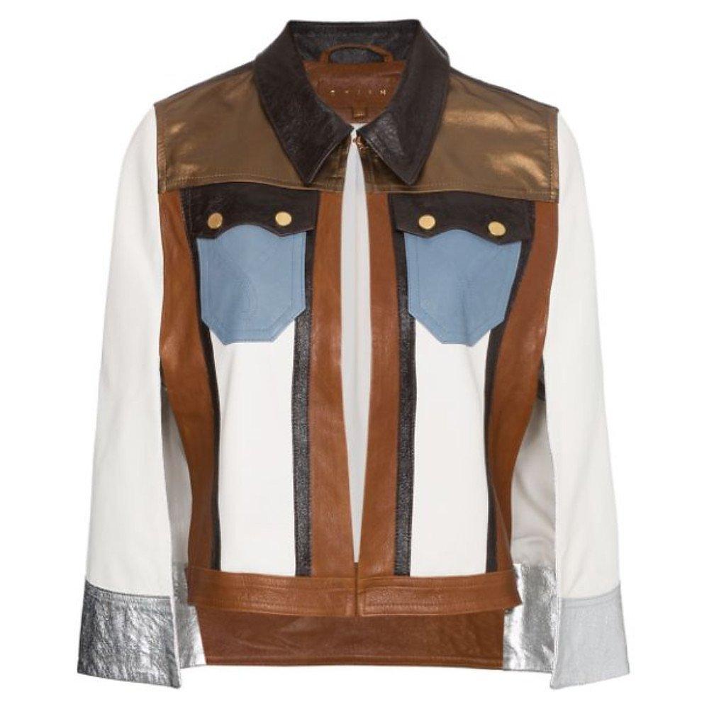 Skiim Carole Leather Jacket