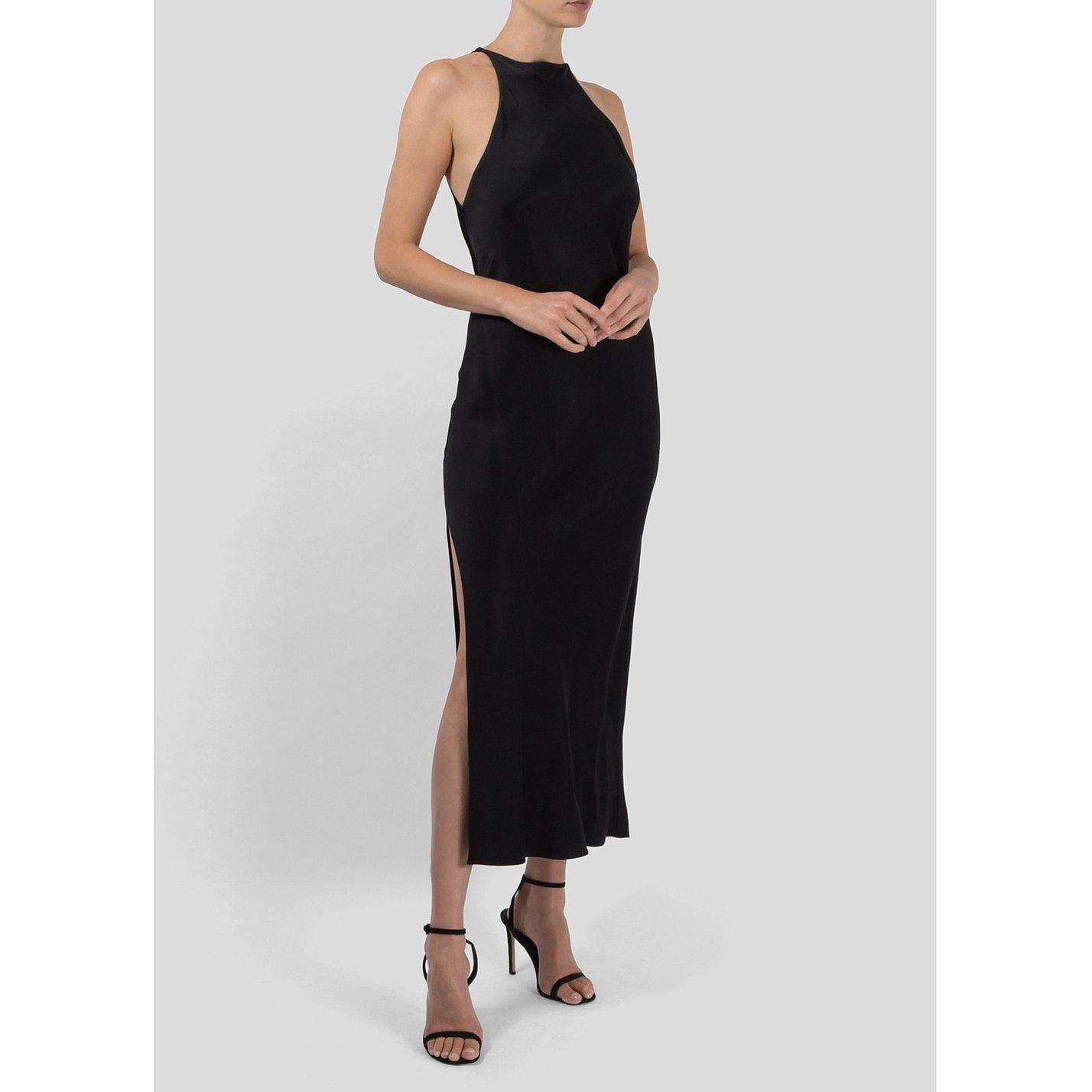 Khaite Sleeveless Midi Dress