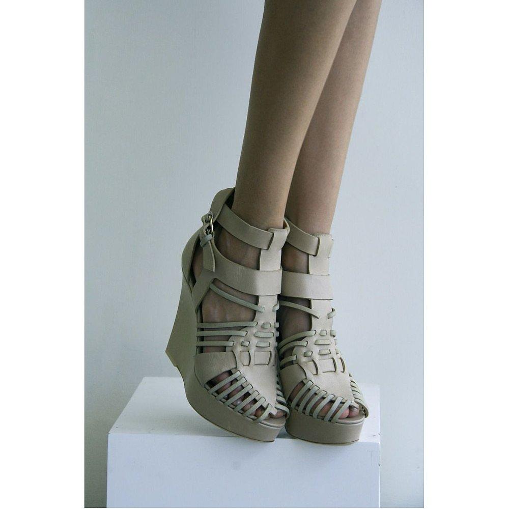 Givenchy Corinne Gladiator Wedges