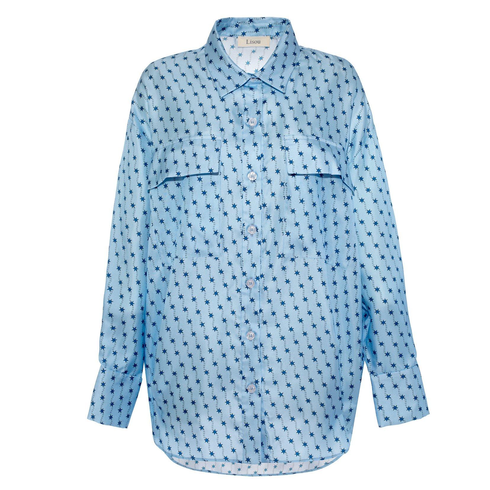 Lisou Alanna Shooting Star Print Shirt