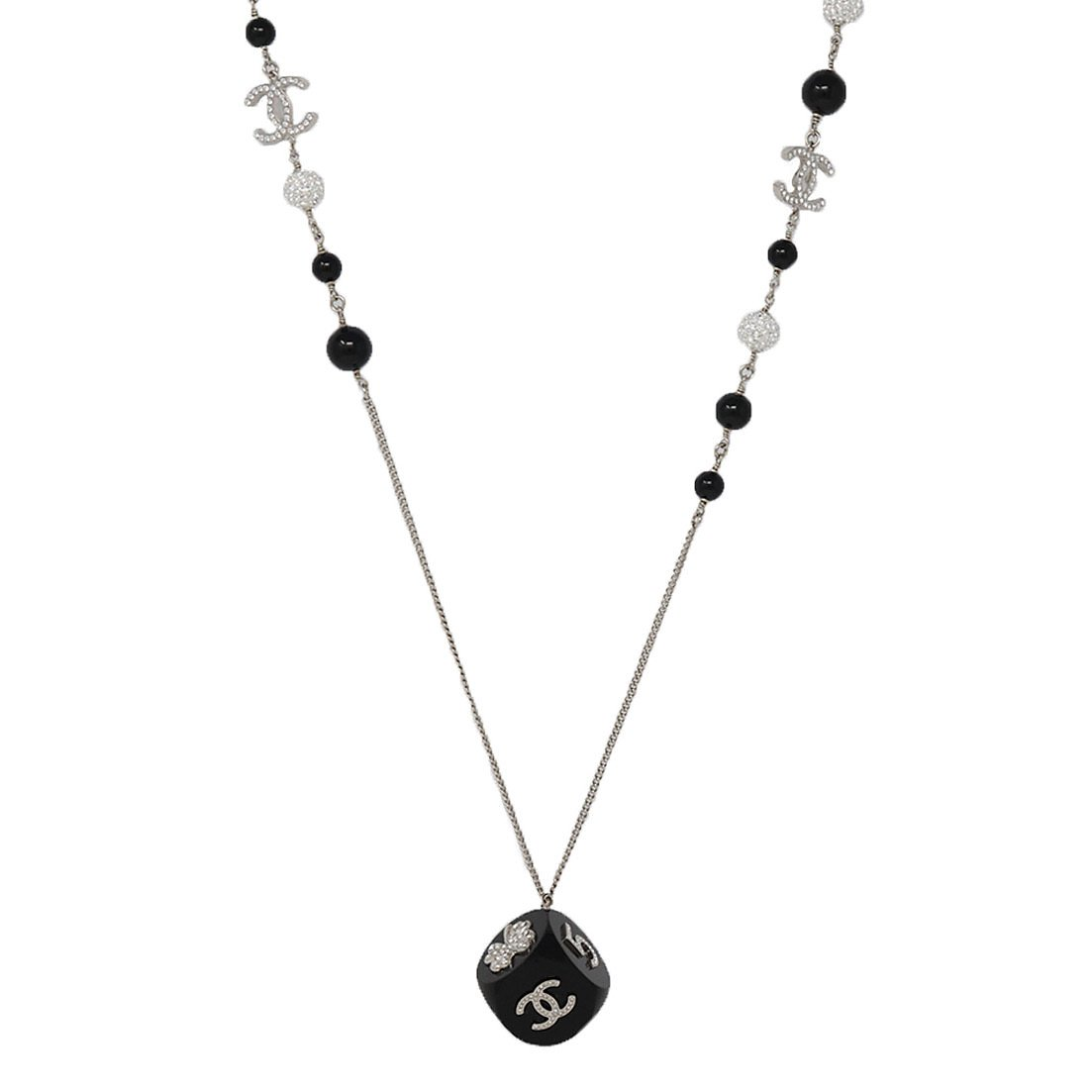 CHANEL Dice Necklace