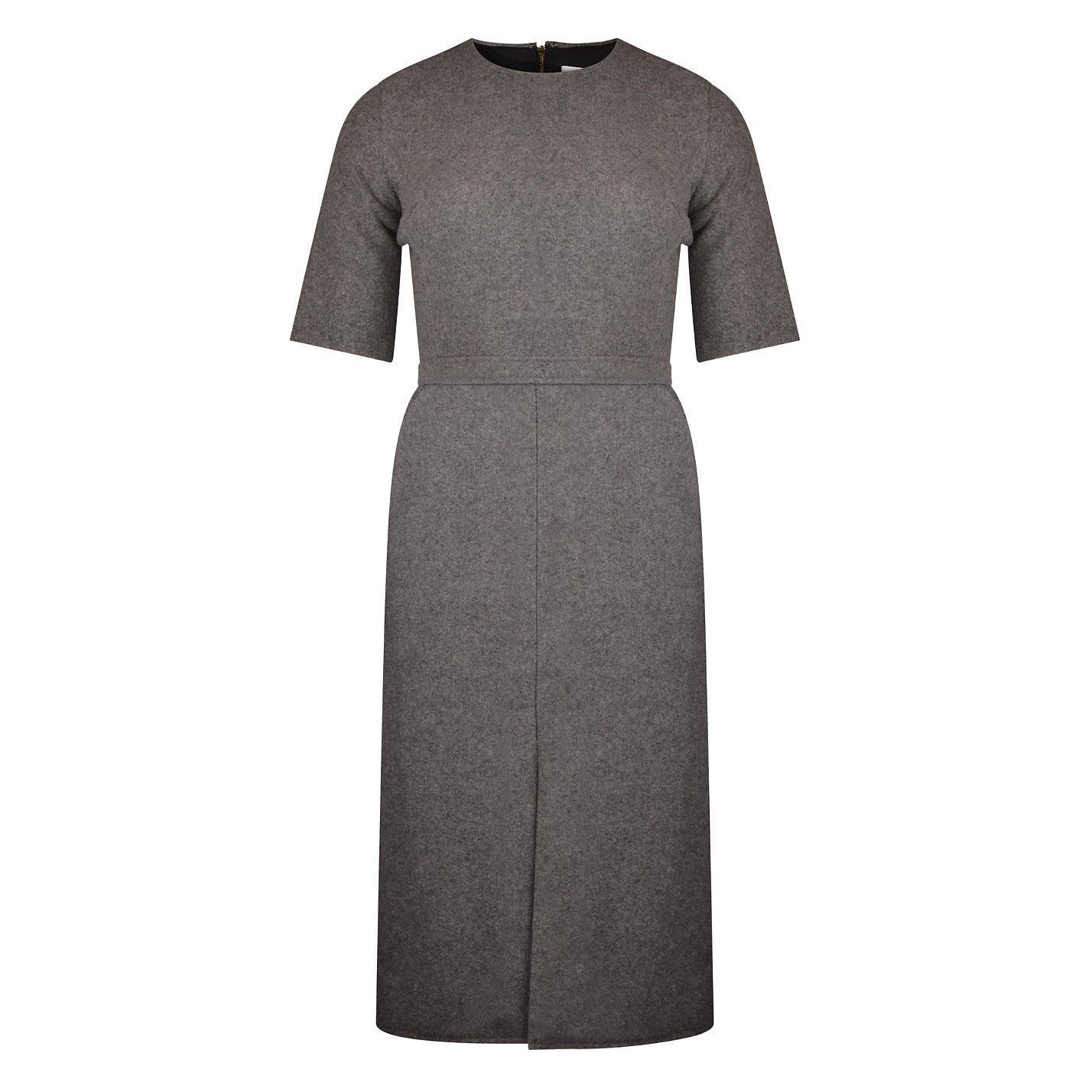 Victoria Beckham Wool Pencil Dress