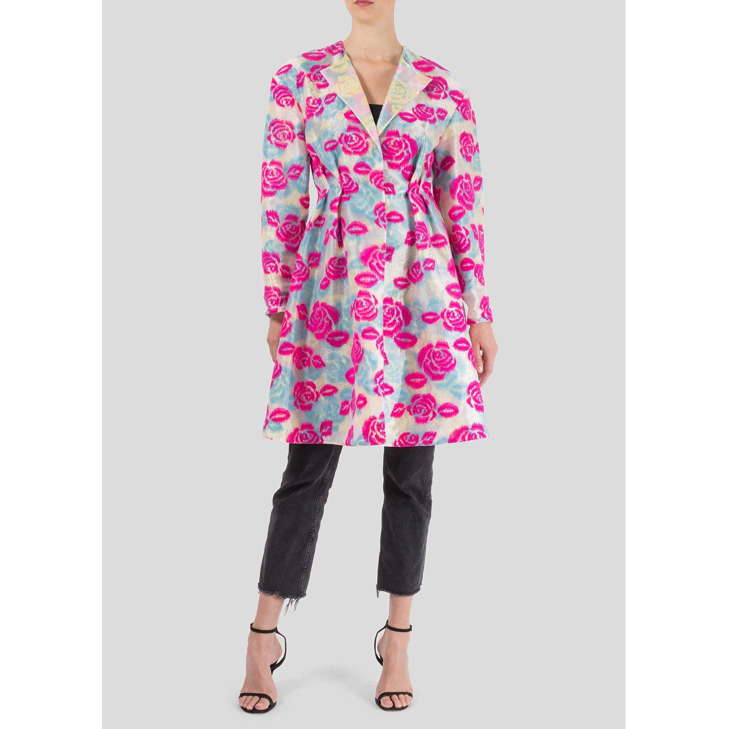 Starsica Floral Print Jacket