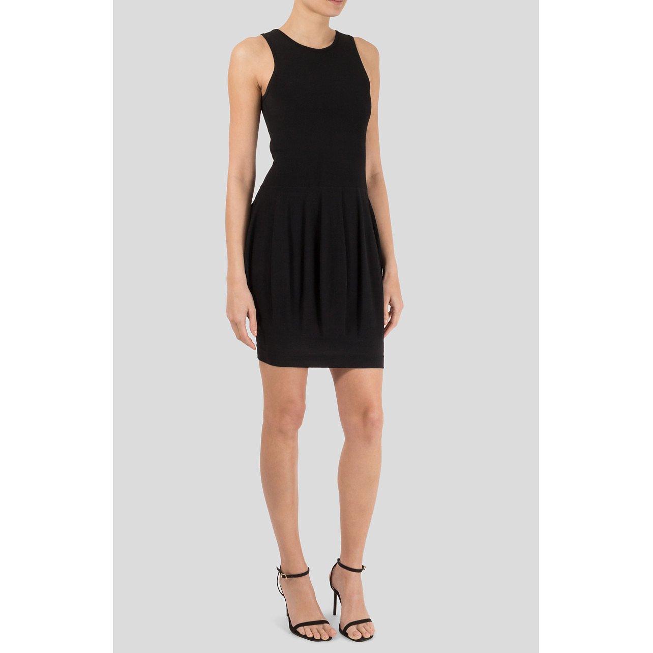 Vicedomini Mini Stretch Jersey Dress