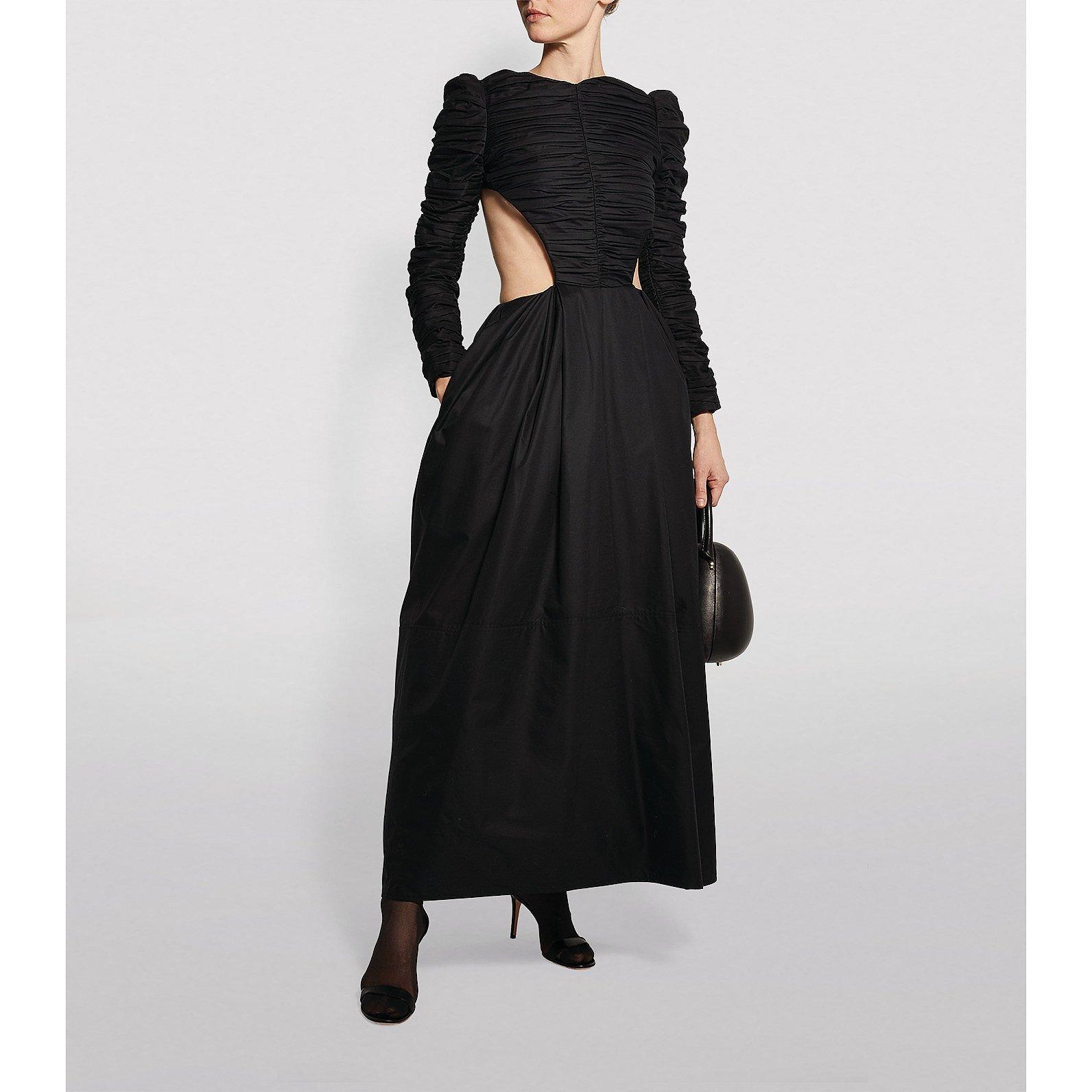 Khaite Rosaline Petticoat Dress