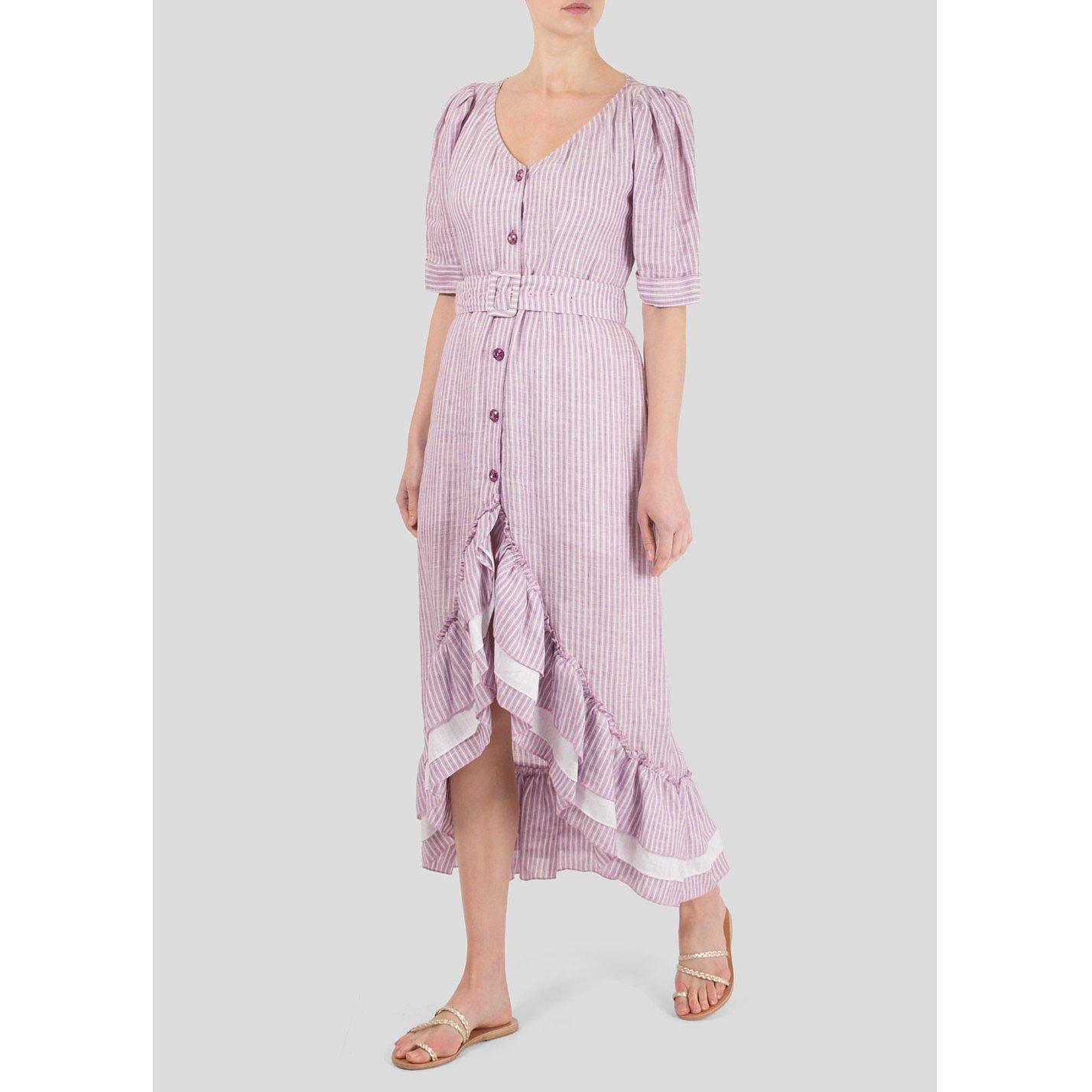 Gül Hürgel Linen Sun Dress
