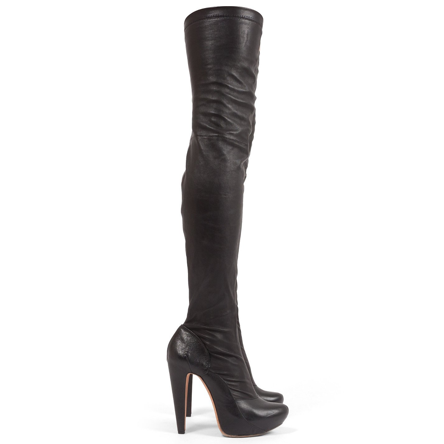 Roland Mouret Martha Thigh High Boots