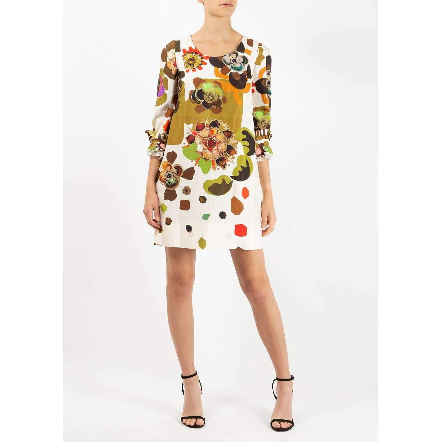 Chloé Floral Print Dress