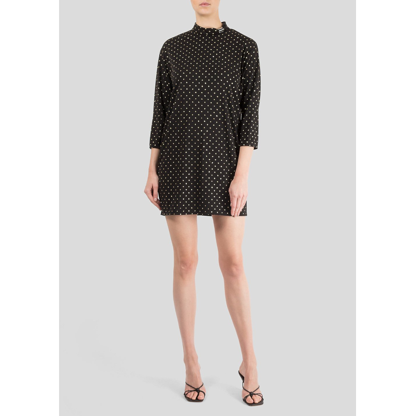 Marc Jacobs Polka Dot Mini Dress