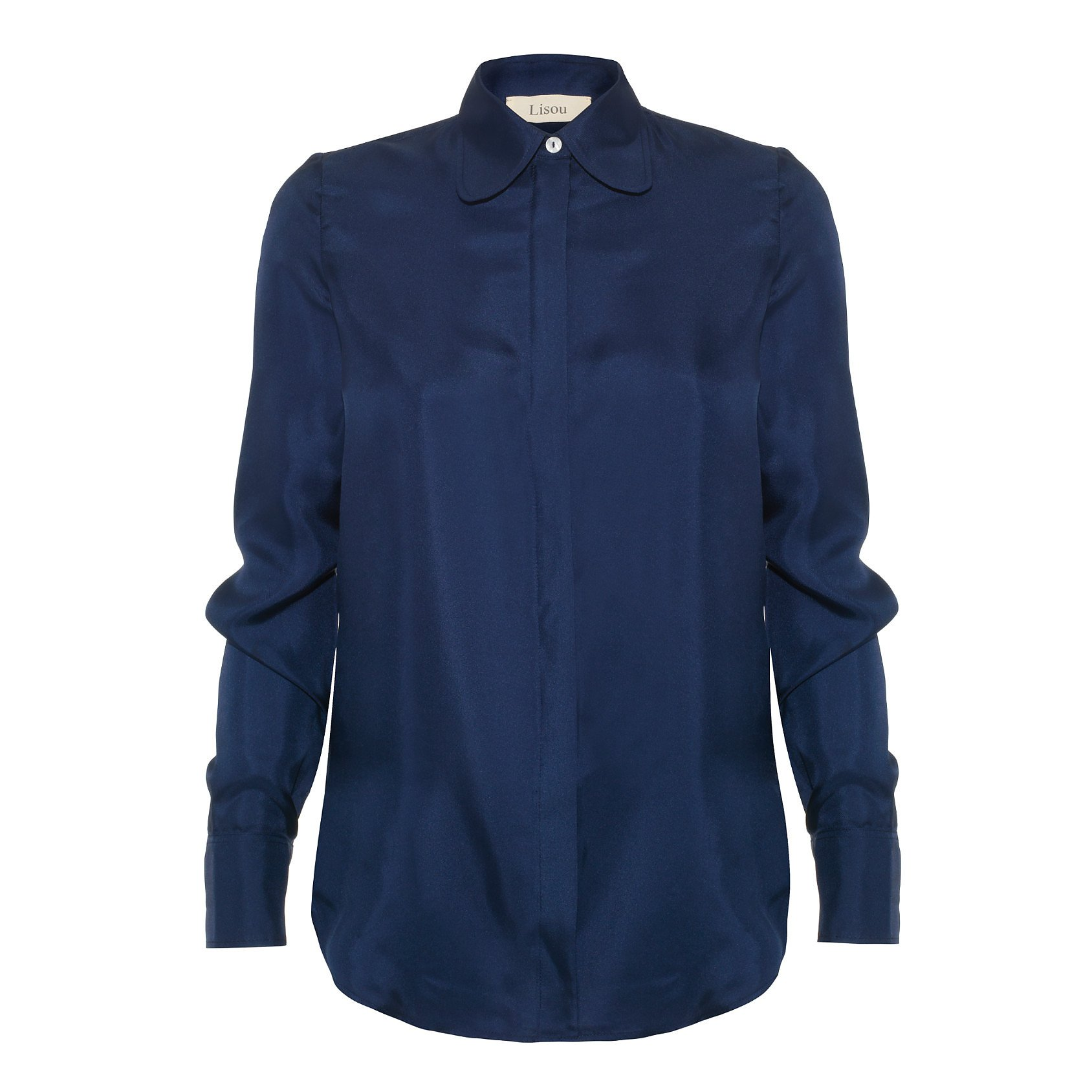 Lisou Bailey Silk Shirt