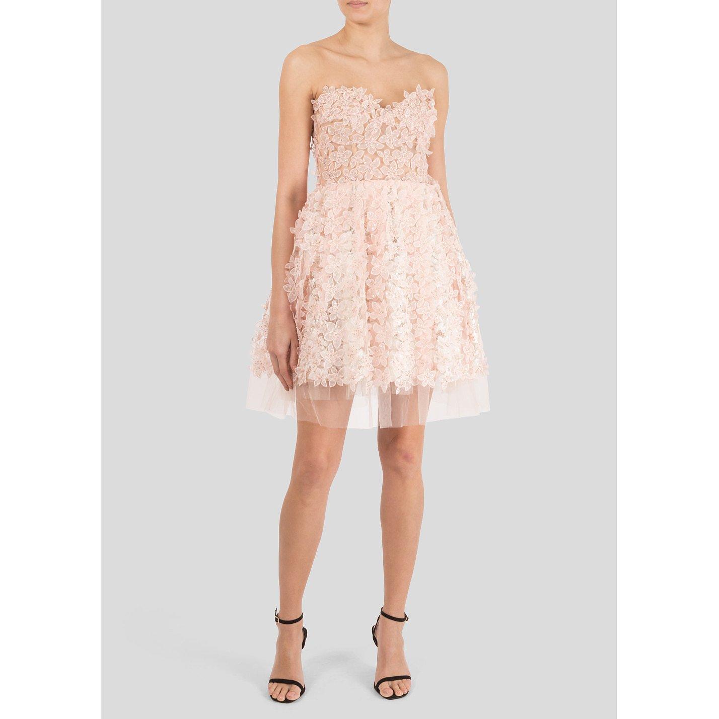 Giambattista Valli x H&M Embellished Tulle Dress