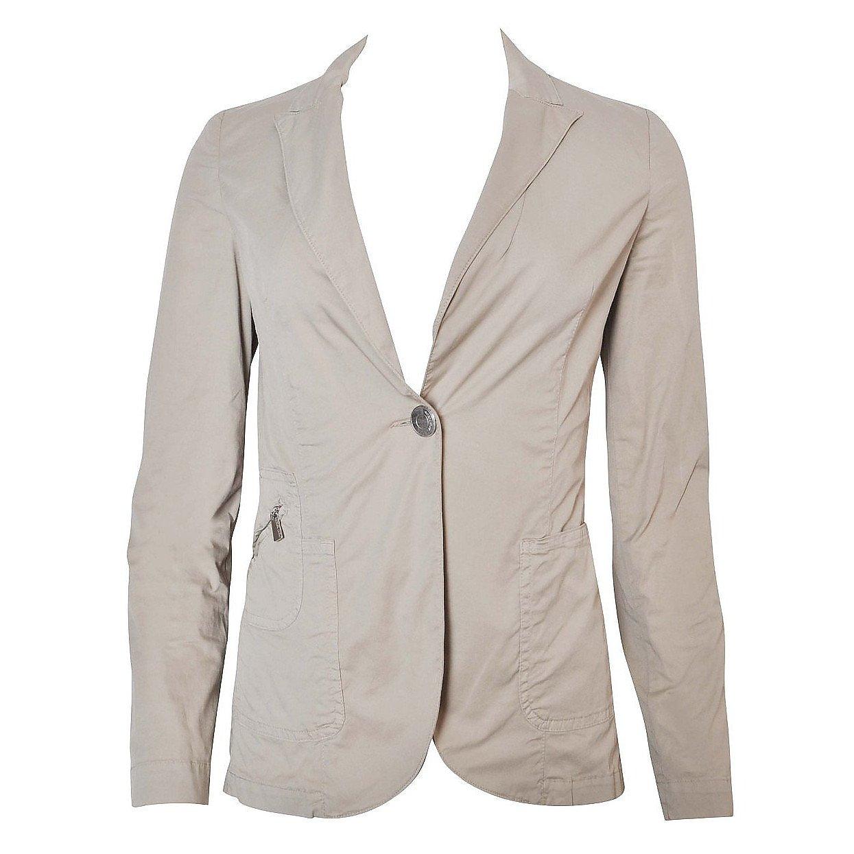 Armani Jeans Cotton Blazer