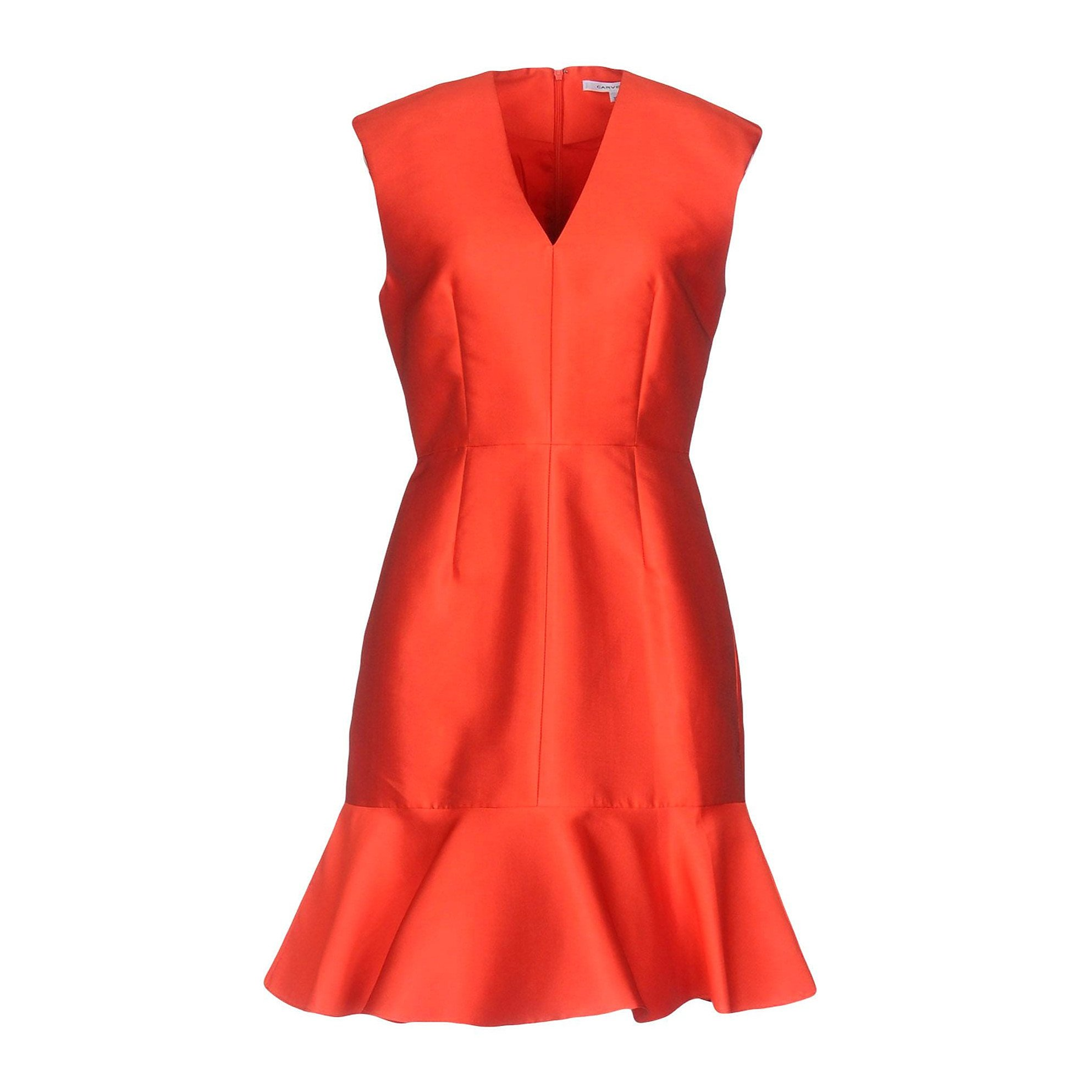 Carven Fitted Mini Dress