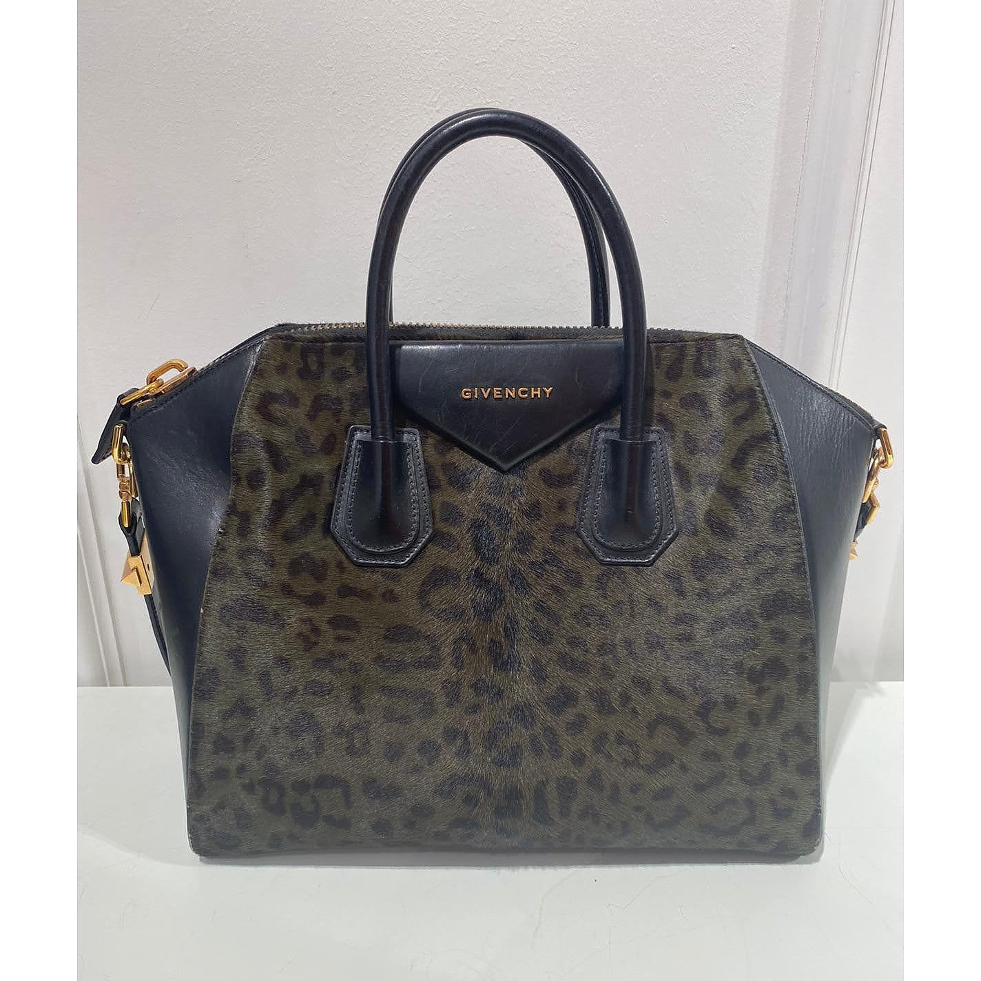Givenchy Leopard Tote Bag