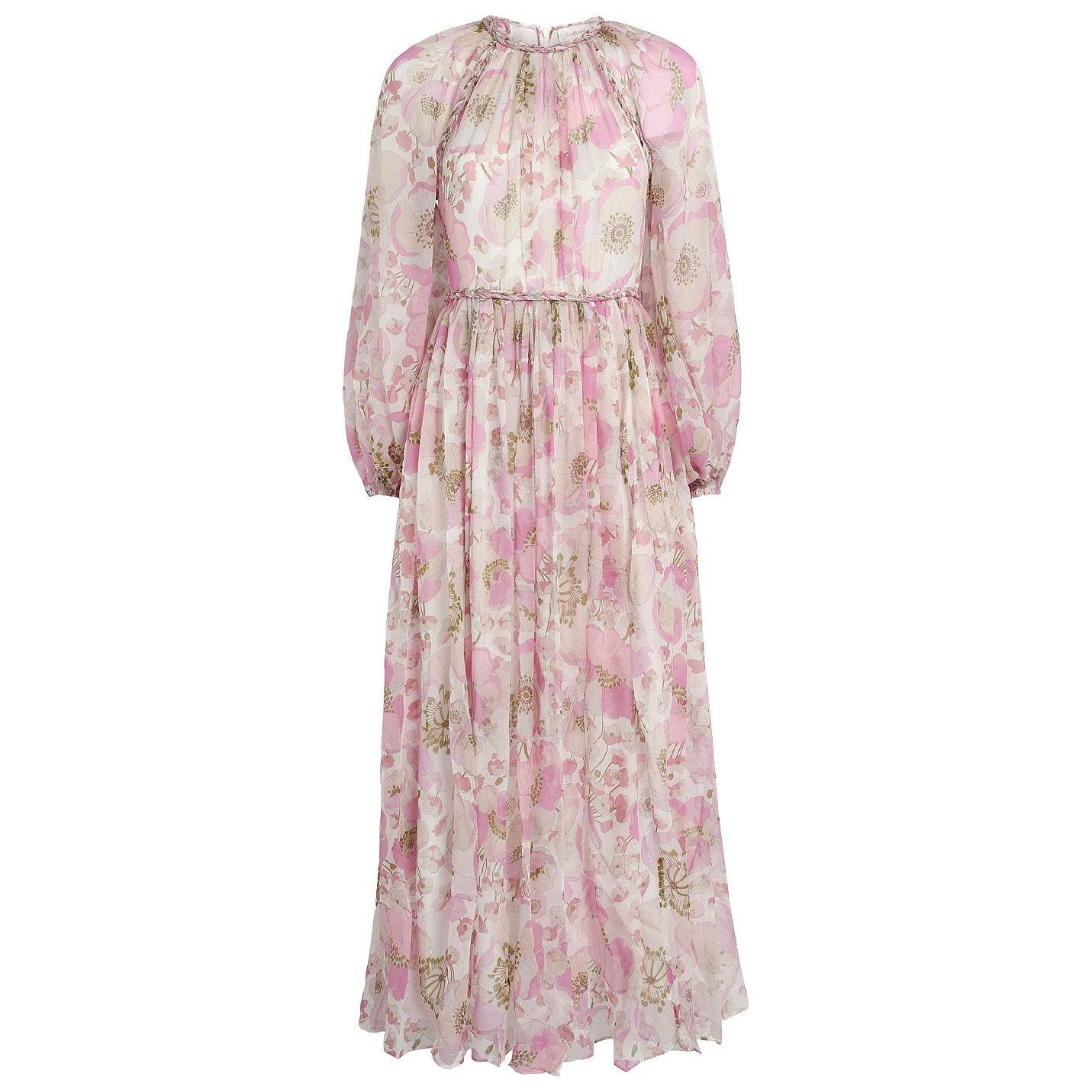 ZIMMERMANN Super Eight Floral Dress