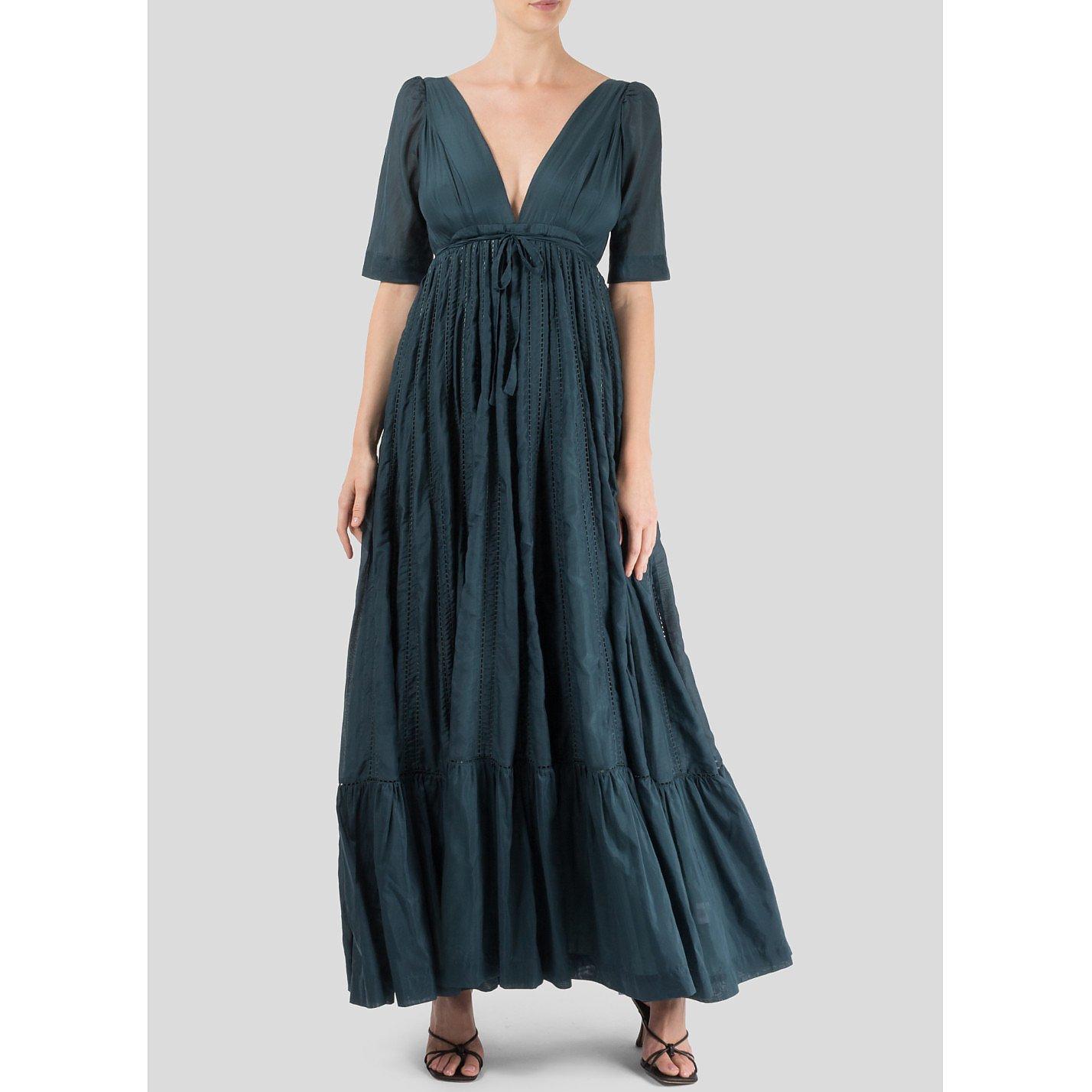 Kalita Tiered Maxi Dress