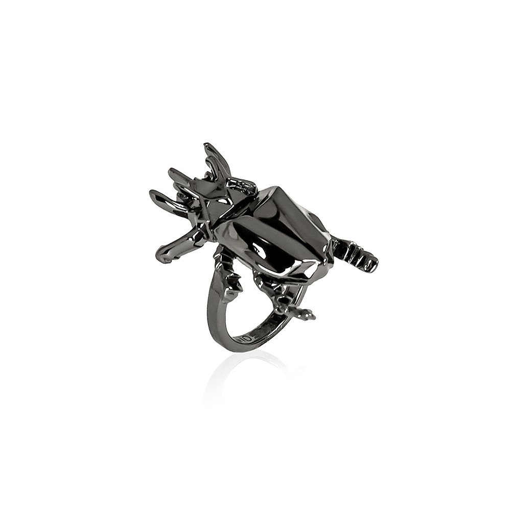 House of Bourgeois Beetle Ring