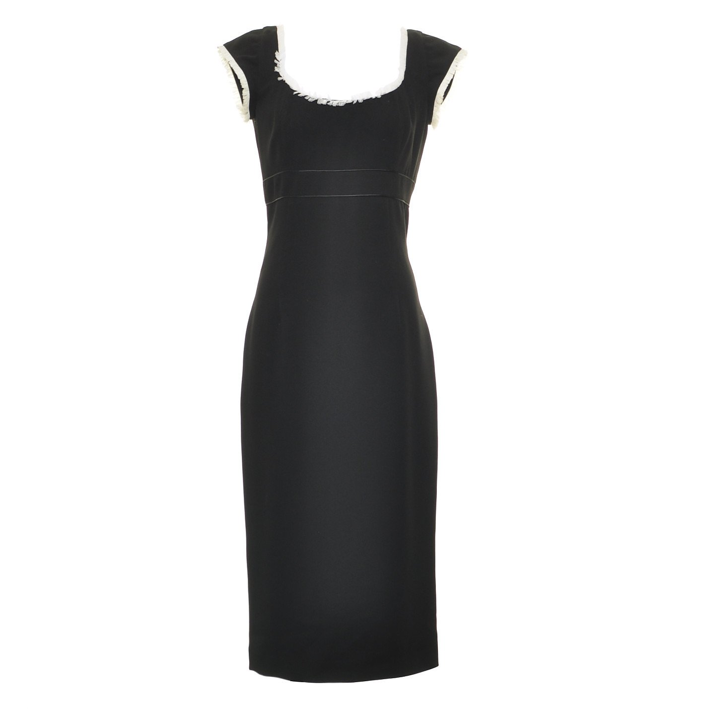 Zephyr Fitted Midi Dress