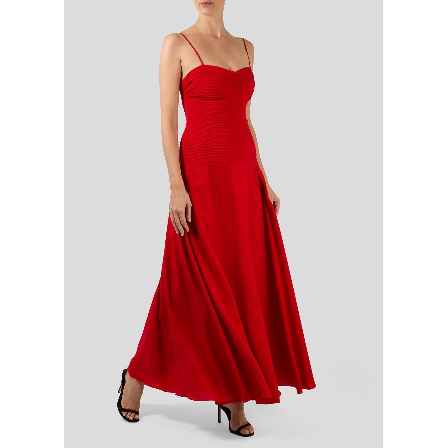 Temperley London Ribbed Maxi Dress