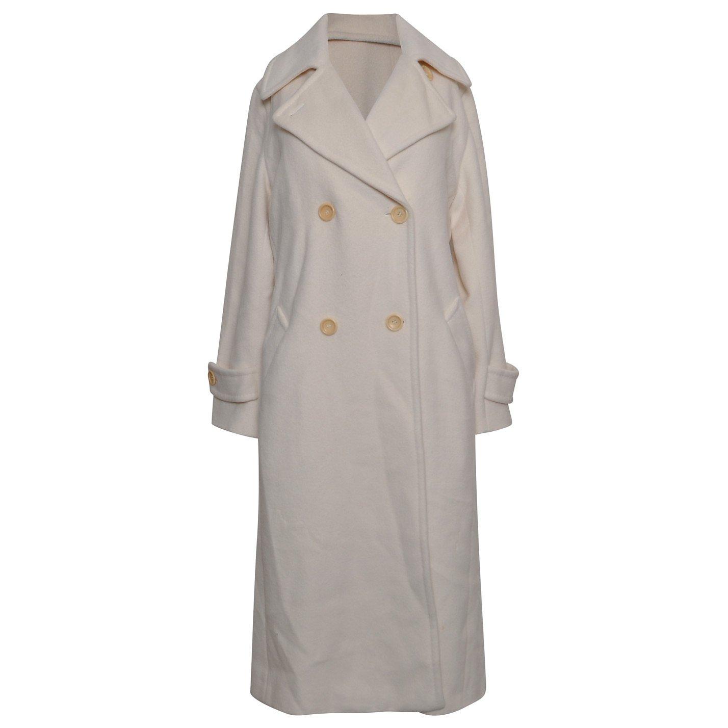 Gérard Darel Long Woolen Coat