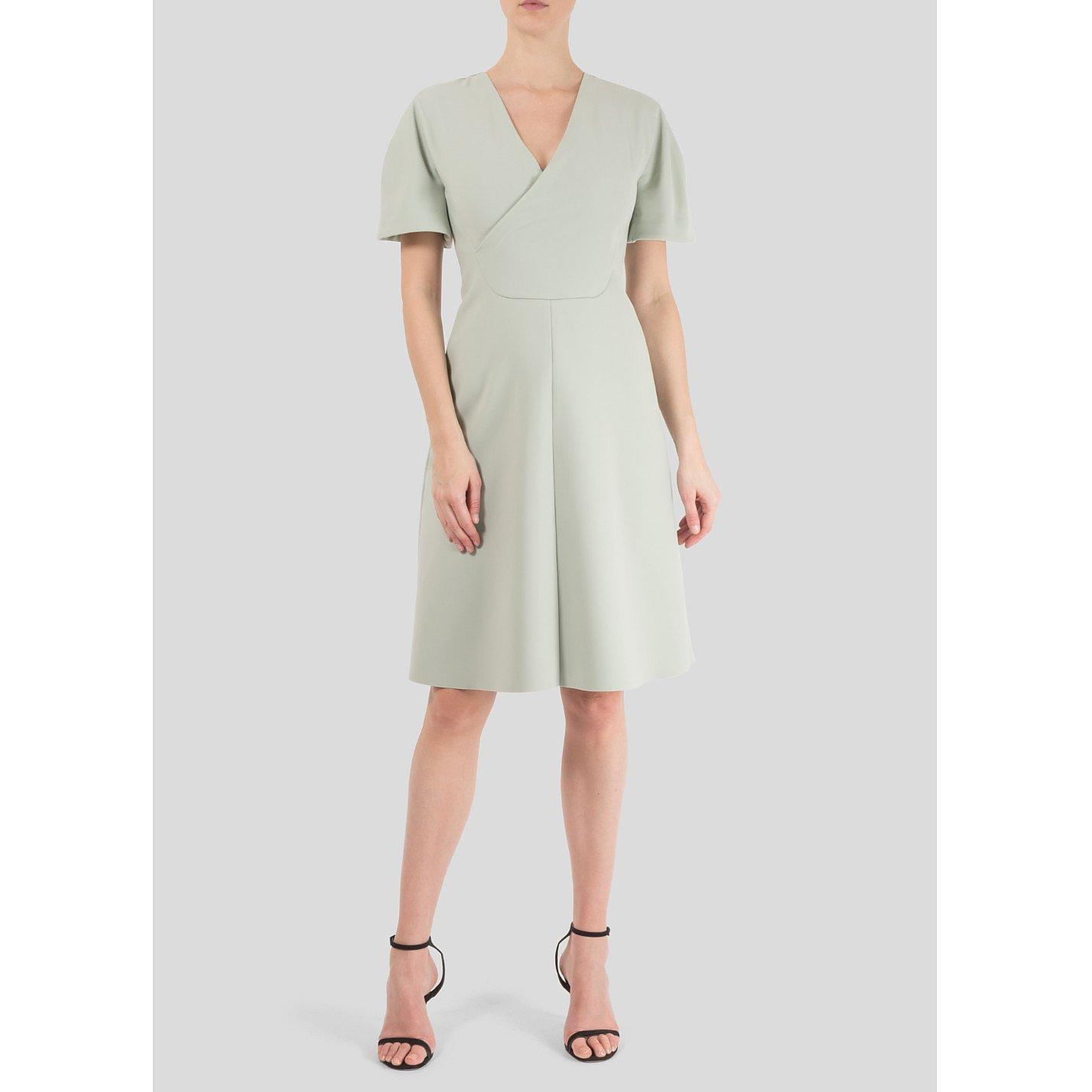 Balenciaga Short Sleeve Dress