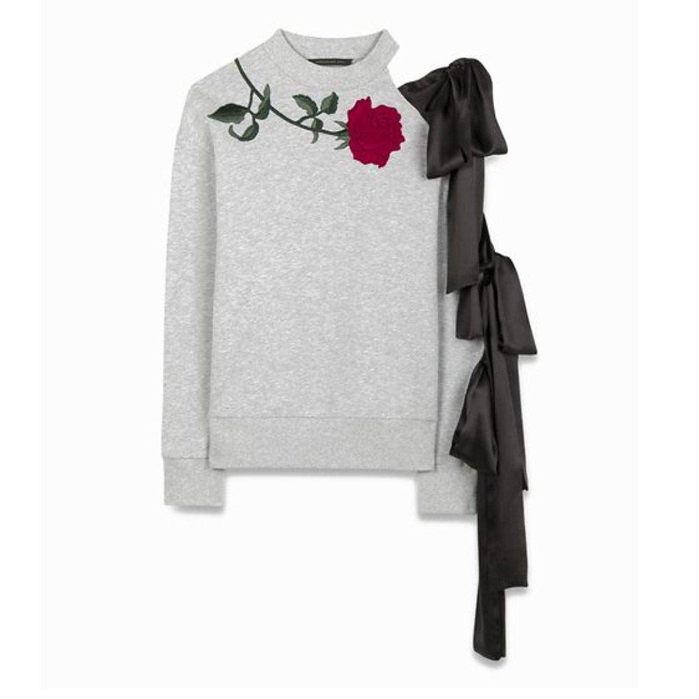 Christopher Kane Disney Collaboration Sweatshirt