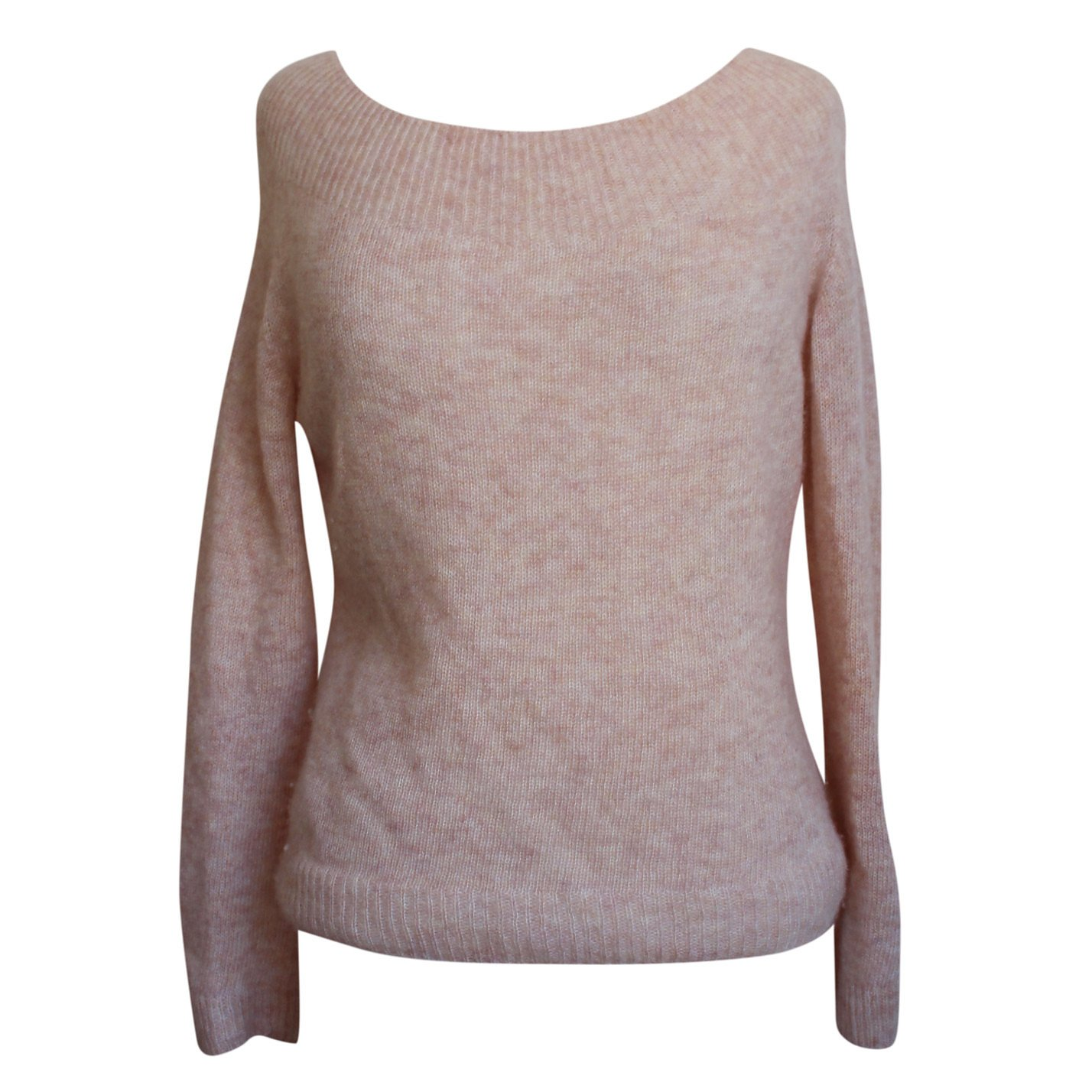 Brock Collection Brook Collection Pink Cashmere Jumper