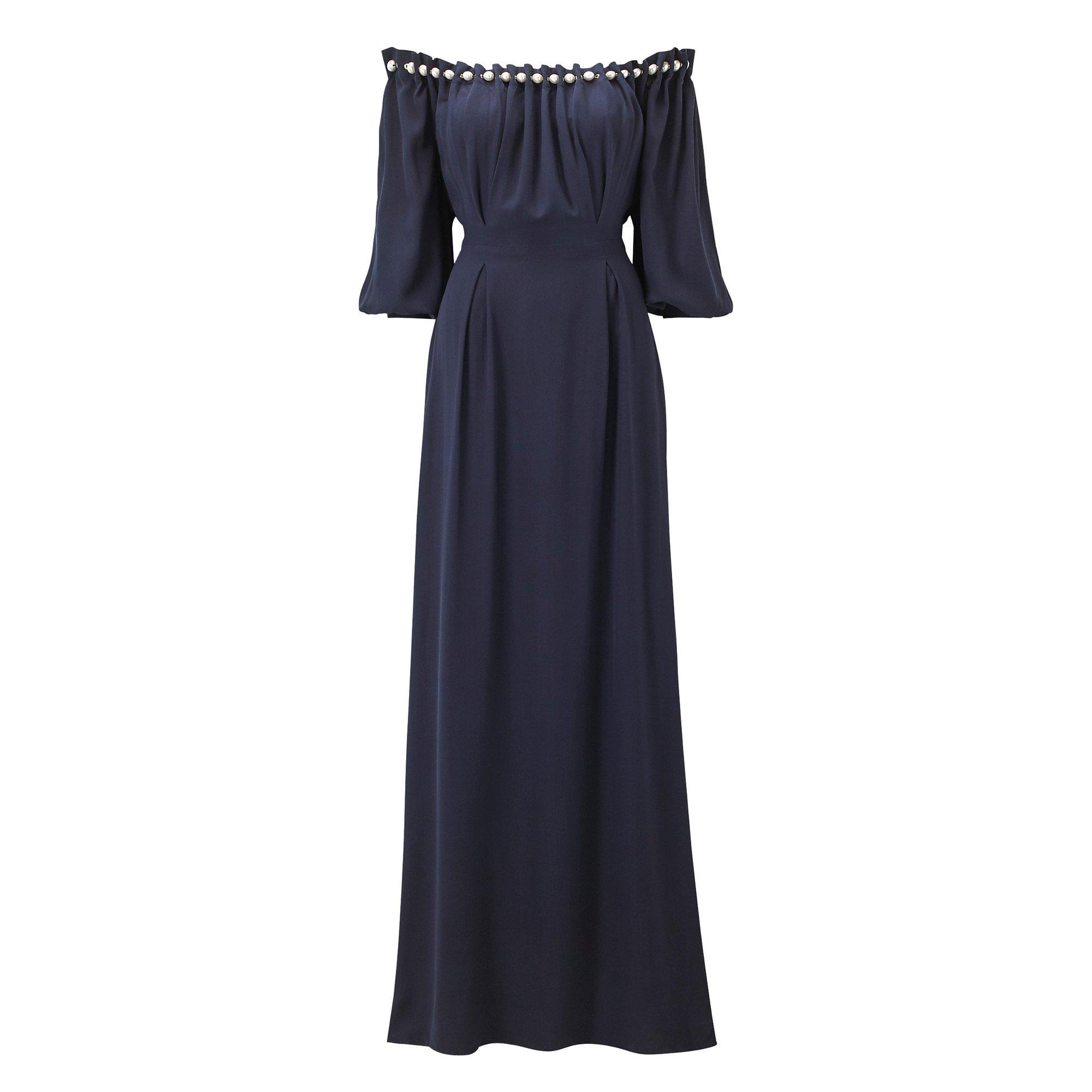 Mother of Pearl Bertha Dress