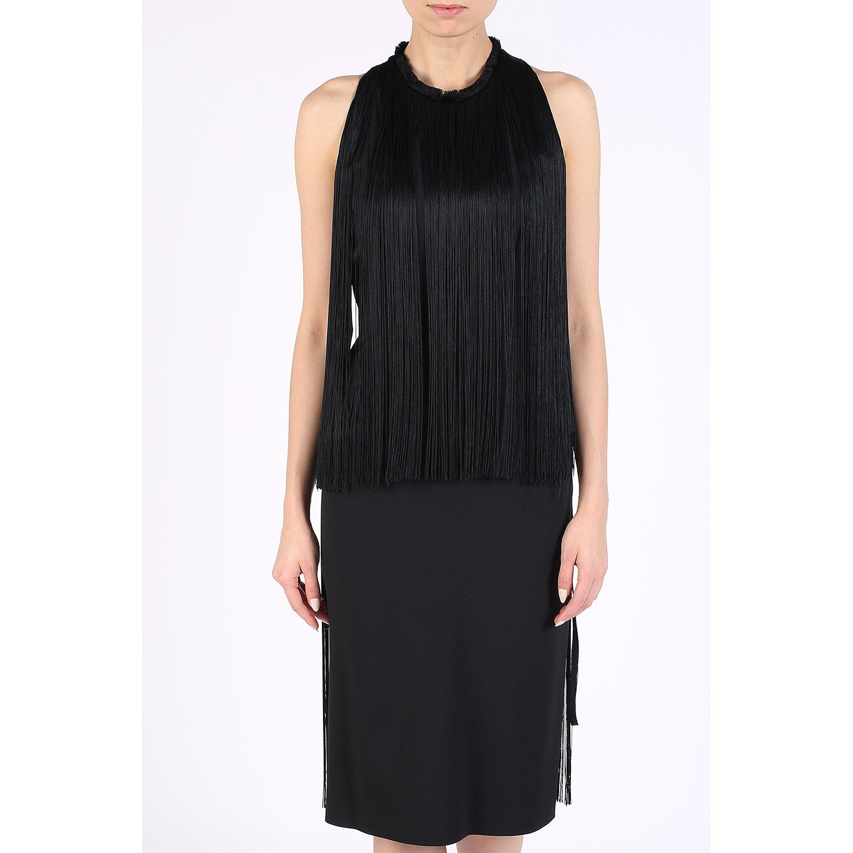Stella McCartney Sleeveless Fringe Dress