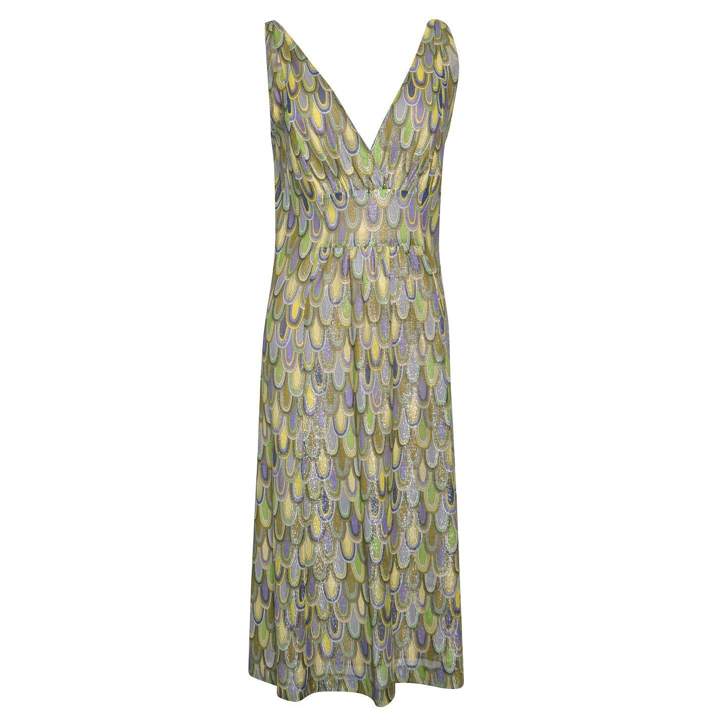 Missoni Glitter Fishscale Dress