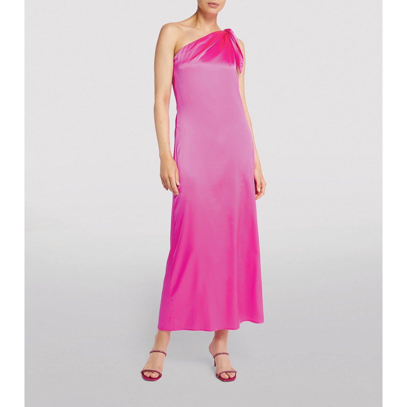 Bernadette Lucy One-Shoulder Dress
