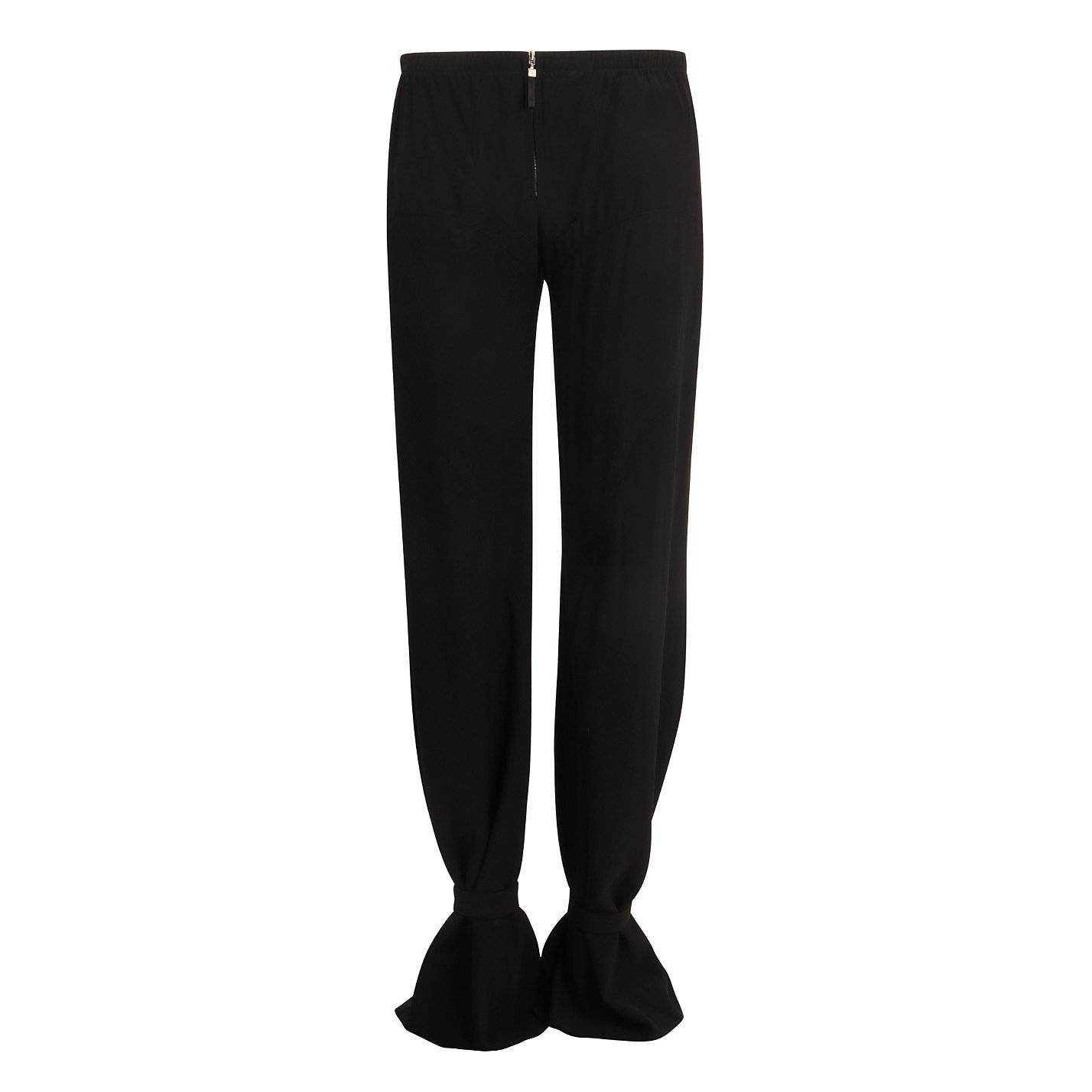 Stella McCartney Ankle-Cinched Trousers