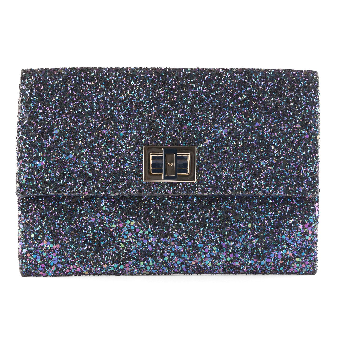 Anya Hindmarch Sequinned Clutch Bag