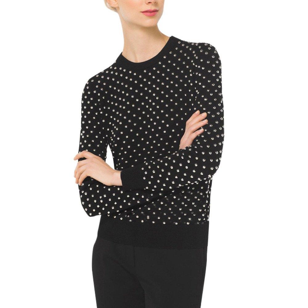 Michael Kors Studded Cashmere Sweater