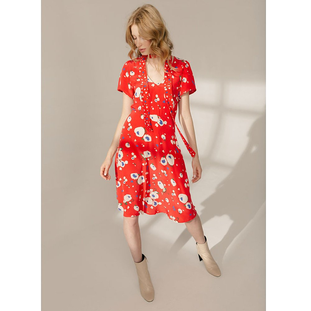 Lily and Lionel Love Heart Floral Lea Dress
