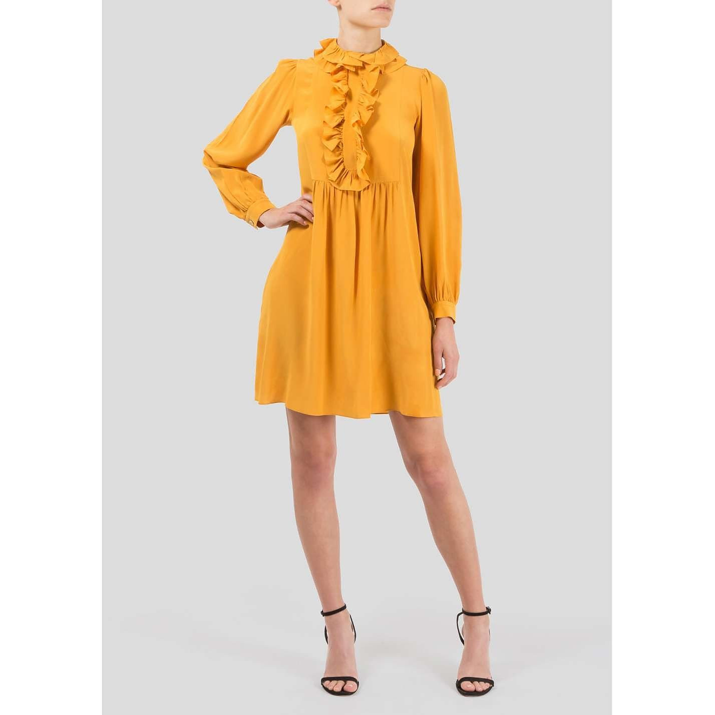 Chloé Ruffle Dress