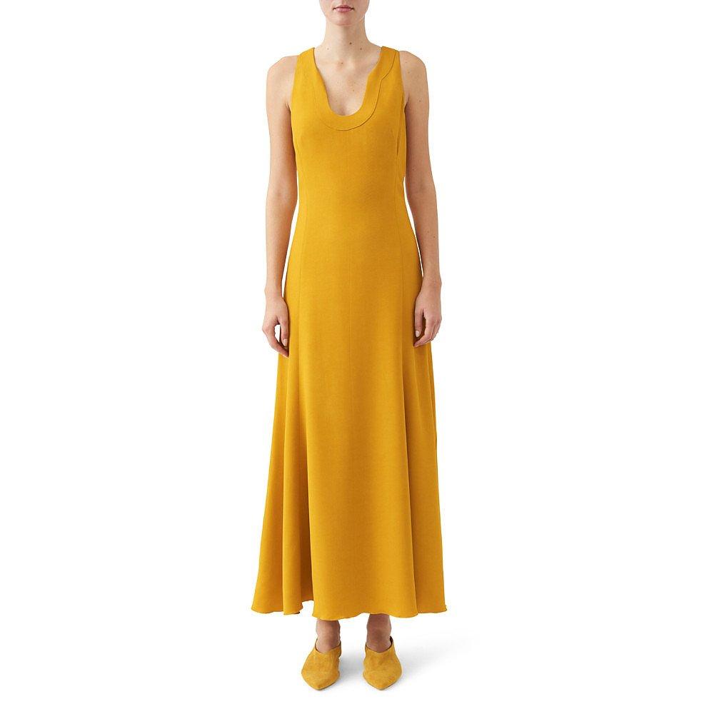 Noon By Noor Lynwood Crepe Dress