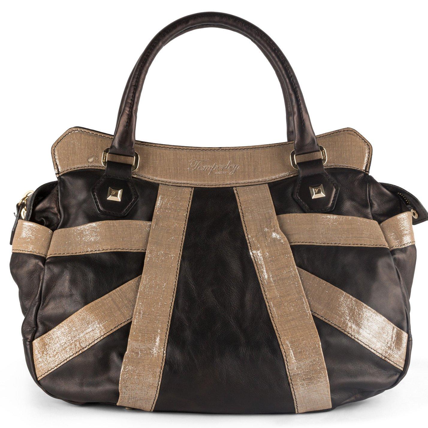 Temperley London Leather Handbag