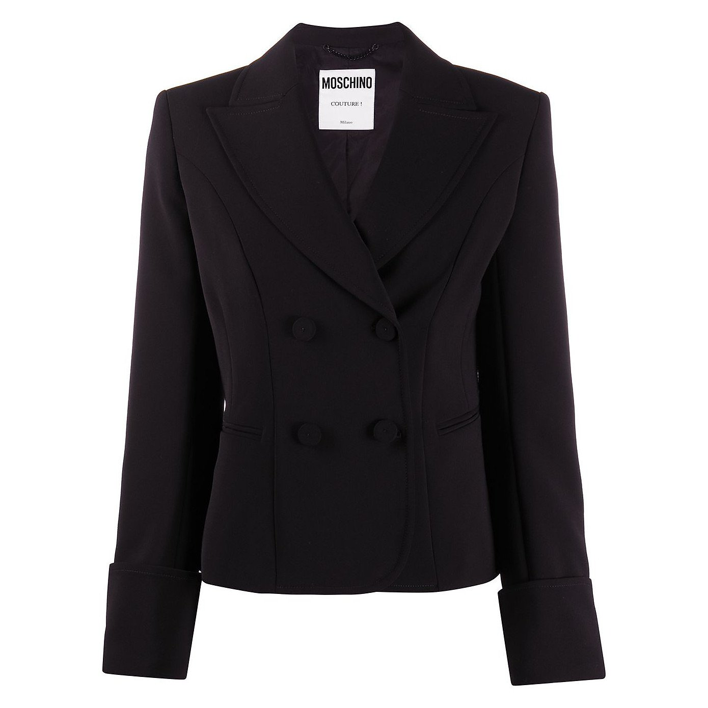 Moschino Double Breasted Blazer Jacket