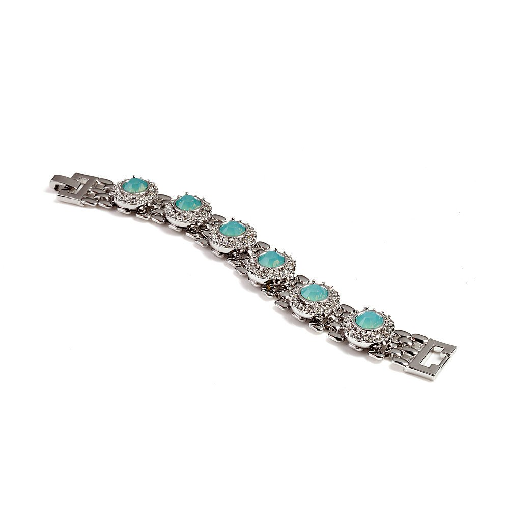 Lolu Rhoda Empire Opal Bracelet