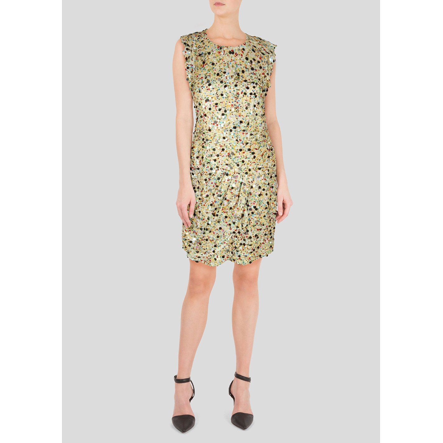 3.1 Phillip Lim Multicolour Sequin Dress