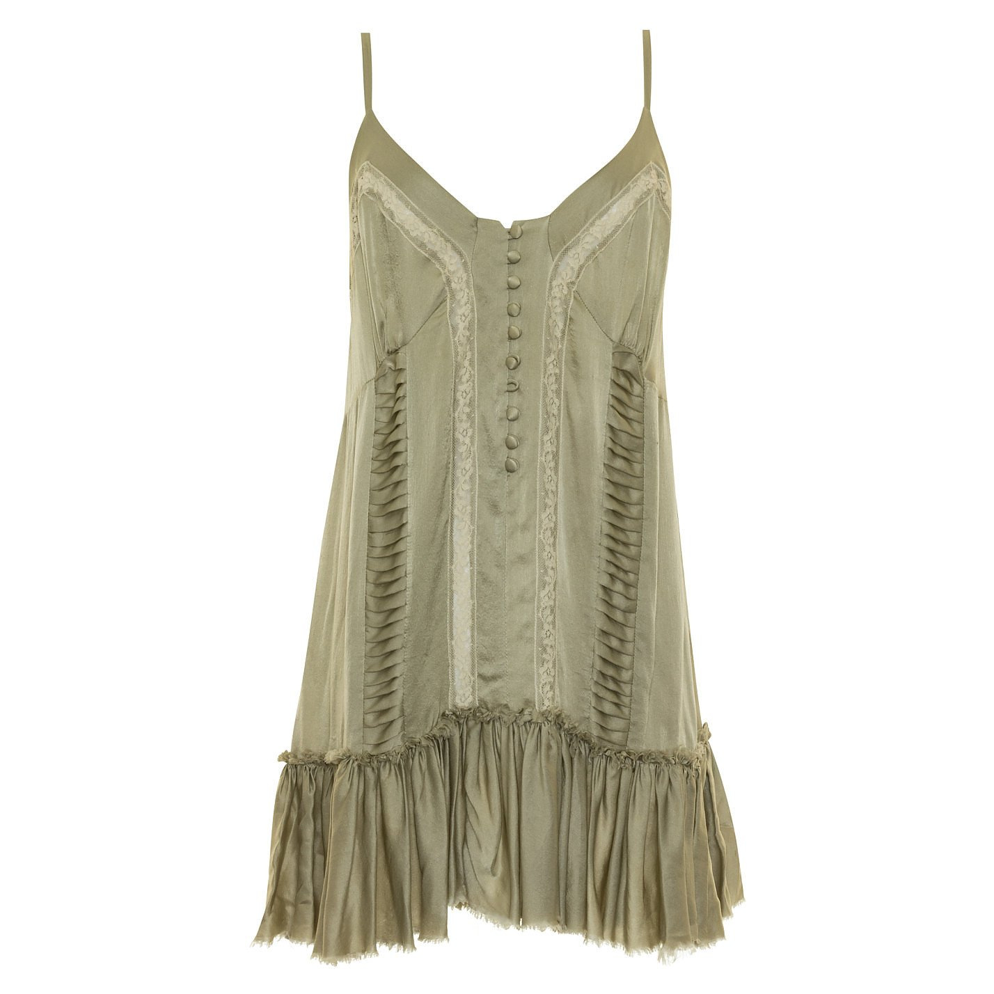 Maje Lace-Trimmed Camisole